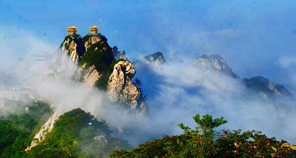 洛南县老君山旅游风景区